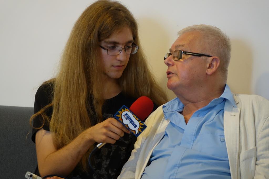 Wywiad dr Brodniaka z radiem KAMPUS