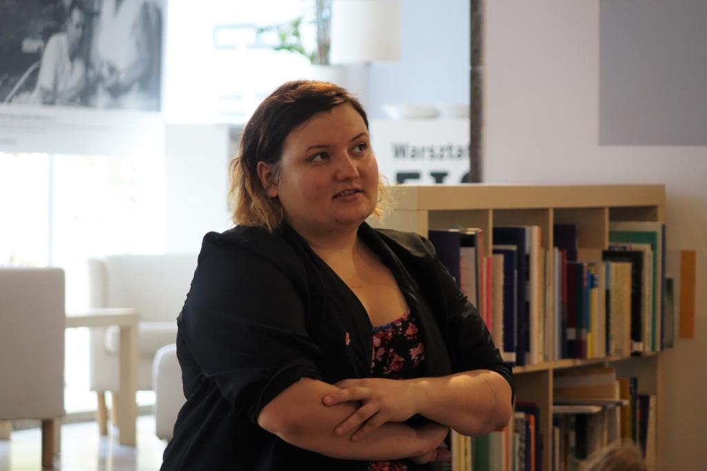 """Magdalena Foryś - Fundacja """"Zobacz...Jestem"""""""