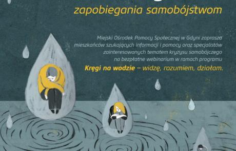 Kręgi na wodzie, konferencja - plakat 2021 do wglądu-1
